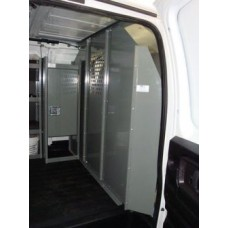 GMC Savana Full Size Van Safety Partition, Bulkhead