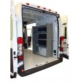 Dodge RAM ProMaster Van Shelving Unit