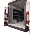 Set of 2 Dodge ProMaster Van Shelving Storage