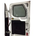 Ford Transit Full Size Van Low Roof 2 Rear Window Safety Screens 2015 - Later Models